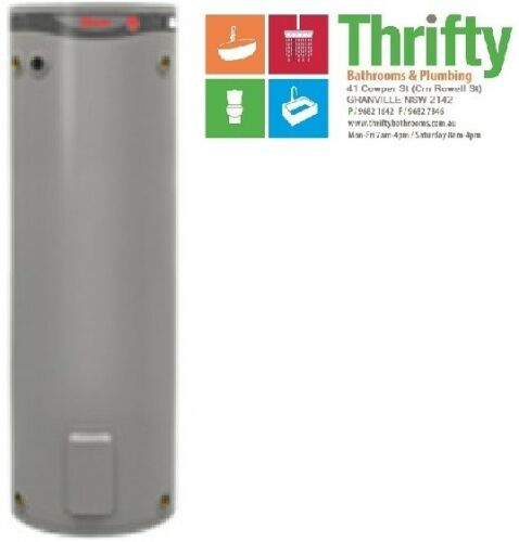 RHEEM 160L ELECTRIC HOT WATER HEATER DUAL HANDED 12YR WARRANTY