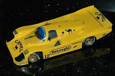 Built 1/24 Porsche 962 Camel DeLonghi  Tamiya ? Fujimi ?