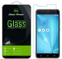 [3-pack] Dmax Armor Asus Zenfone 3 Zoom Tempered Glass Screen Protector