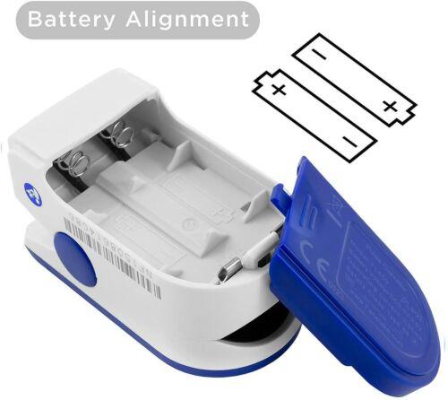 easy To use Digital High Accuracy Contec Pulse Oximeter CMS50DA Small