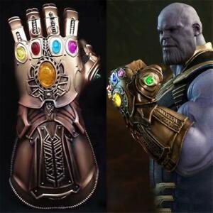 Vengadores-3-War-Gauntlet-Luz-LED-Thanos-Gloves-Cosplay-Prop