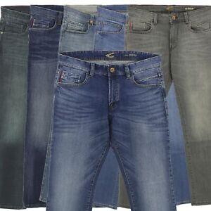 CAMEL-ACTIVE-Herren-Jeans-Hose-HOUSTON-Straight-Stretch-blau-schwarz-grau-blue