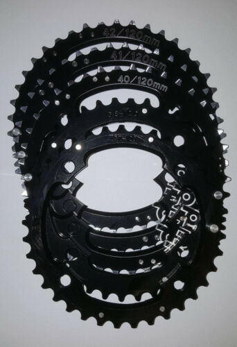For Sram   37,38,40,41,42 New PMP MTB chainrings  BCD 120