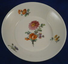 Antique 18th KPM Berlin Porcelain Floral Saucer Porzellan Untertasse German