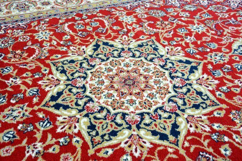 Très laine épais et denséHommes t tissé acrylique, tapis en laine Très