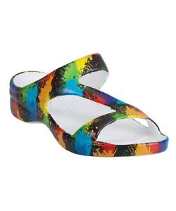 92682c114a4e Image is loading Ladies-Dawgs-Z-Sandal-Loudmouth-Paintballs