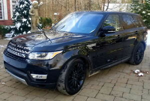 Land Rover Range Rover Sport 2017 HSE Td6 Diesel 4WD Toit Pano