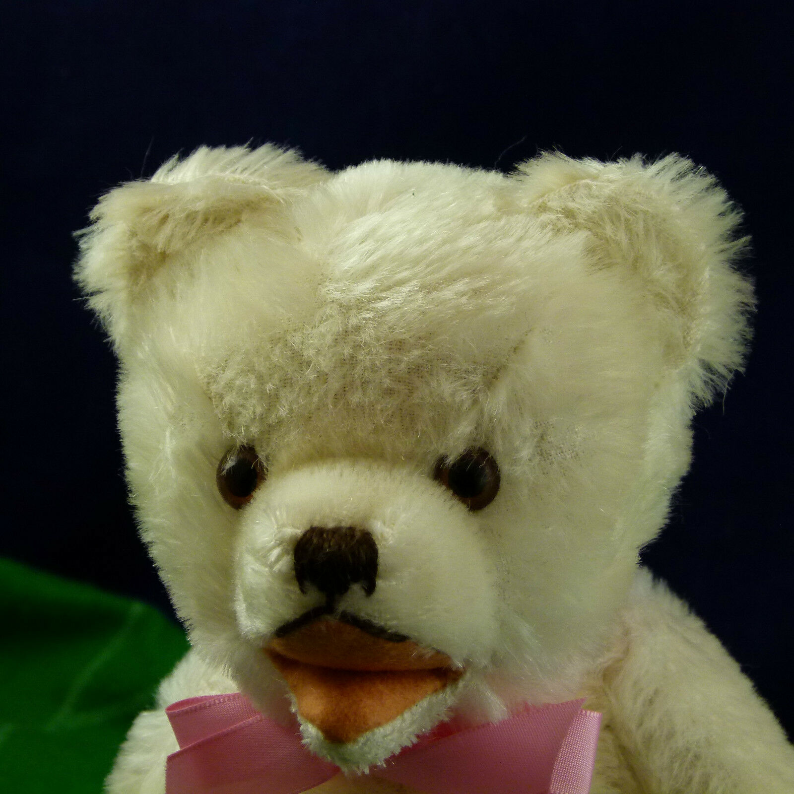 Lovely Hermann Weiß Bear Rosa Rosa Rosa Bow With Certificate Limited 112 of 300 P778 USC 42074b