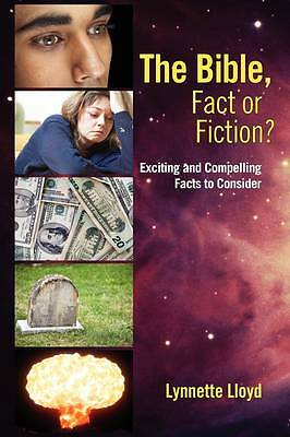 The Bible, Fact Or Fiction?:  Exciting A, Brand New, Free P&P in the UK