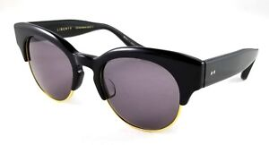 48583bceec7 DITA LIBERTY 22026-A-BLK-GLD 51-21-145 Black Gold Sunglasses