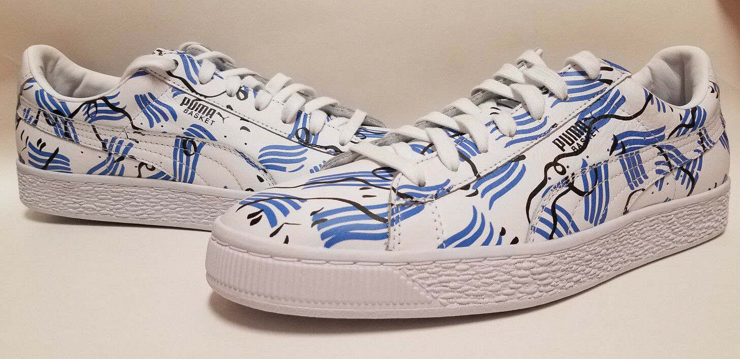 Puma X Basket Shantell Martin sneakers Taille 9.5/42.5 homme  unisex New without box