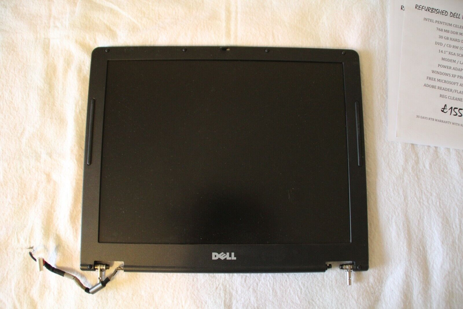 *** USED DELL 1000/110 14.1