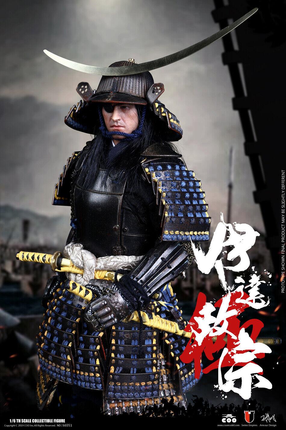 1 6 coomodellolololo SE051 Date Masamune capolavoro ver. giapponese  GUERRIERO azione cifra  risparmia fino al 30-50% di sconto