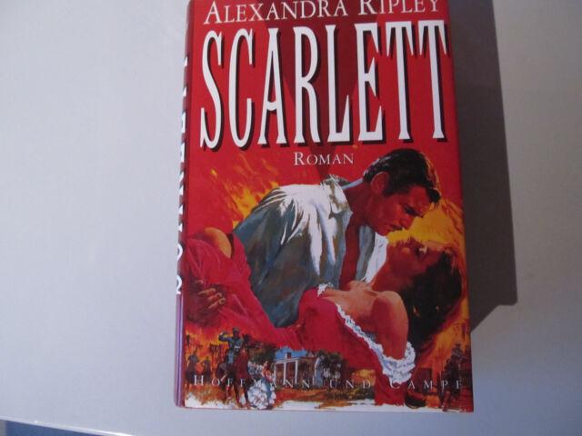 Alexandra Ripley - Scarlett gebundene Ausgabe