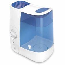 Vicks Vh750 Warm Mist Humidifier Blue White for sale online