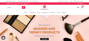 Shopify-Dropshipping-Beauty-Care-Store-Website-with-Premium-Theme-Ready-Made