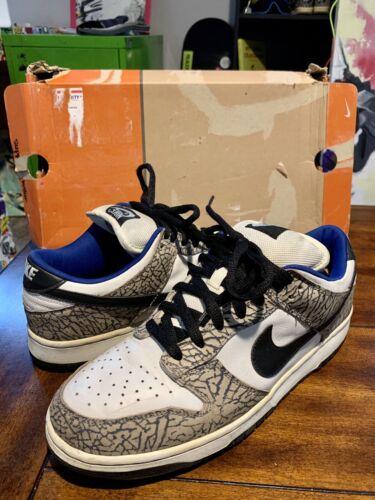 Nike Dunk Sb Low Vintage Supreme 12 Lot
