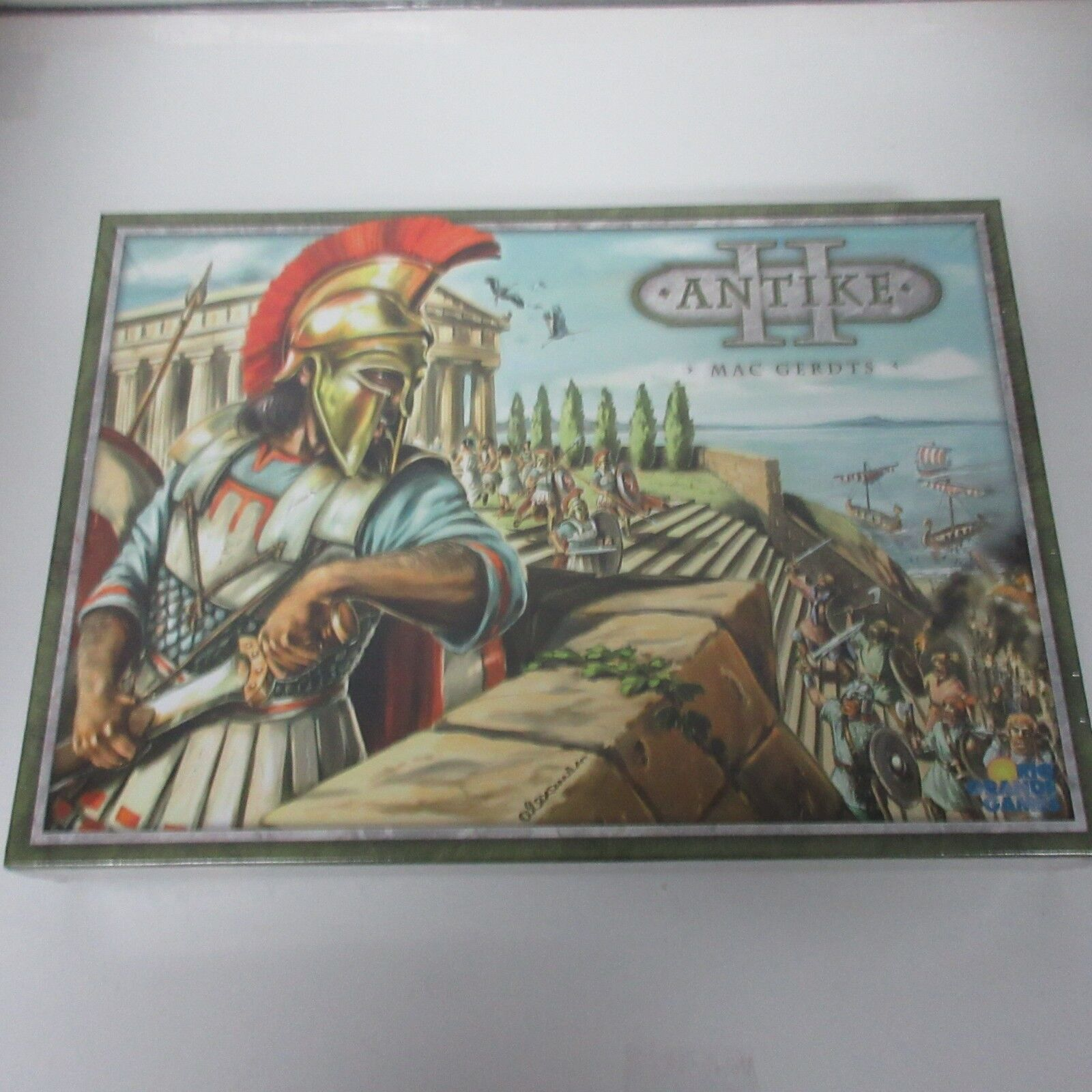 Rio Grande Games Antike II 2  Board Game nouveau  réductions et plus
