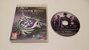 Saints Row La Troisième (sony Playstation 3)-afficher Le Titre D'origine Ydyuzyec-07160300-572230423
