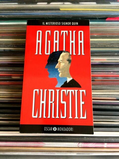 Agatha Christie IL MISTERIOSO SIGNOR QUIN