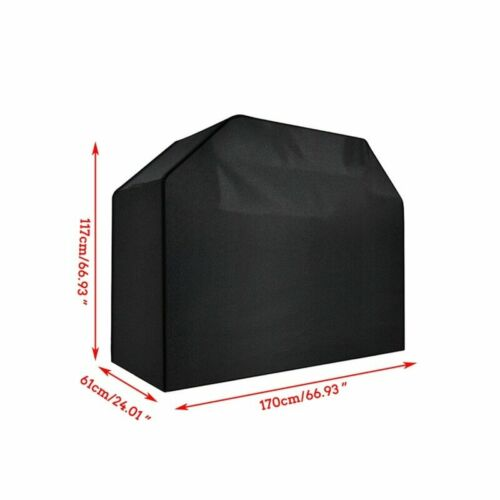 Waterproof BBQ Cover Heavy Duty Charcoal Electric Barbe Barbecue Grill Cover