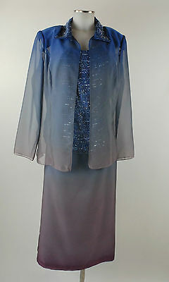 Bagatelle Costume Scuro Blu Passante Tre Divisori: Rock Shirt Blazer Lusso-mostra Il Titolo Originale