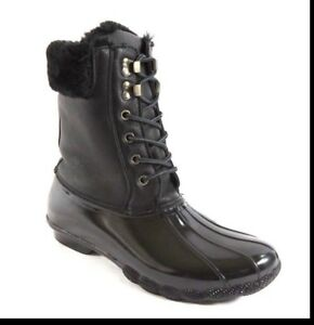 c5bc34826fb Steve Madden Womens T STORM Closed Toe Ankle Cold Weather Boots NIB ...