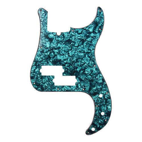 Aqua Pearl DPP-PB-AQP D/'Andrea Pro Pickguard for Fender Precision//P-Bass