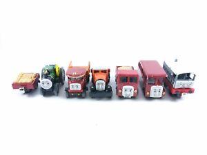 Thomas-amp-Friends-Model-Trains-Learning-Curve-Mattel-Take-Along-Trucks-Bus-Cars