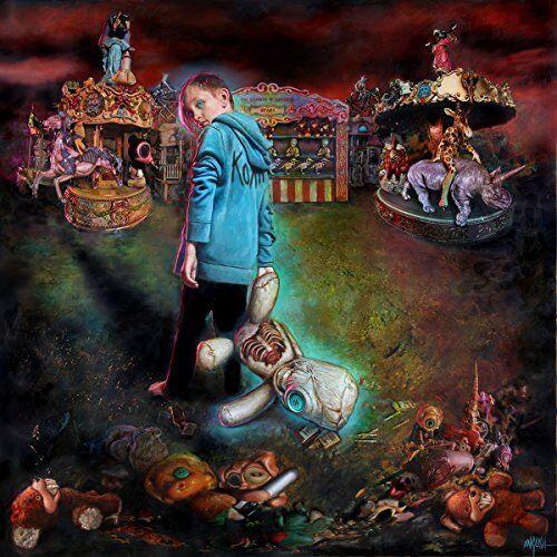KORN-SERENITY OF SUFFERING  CD NEW