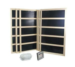 Complete Sauna Heating Packages - Infrared Panel Sauna Heaters - Starting at $250 Canada Preview