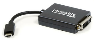 Plugable-034-Alt-Mode-034-Monitor-Adapter-USB-C-to-DVI-for-Windows-Mac-and-Linux