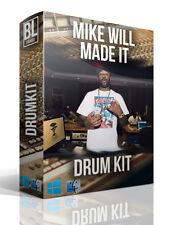 MIKE WILL MADE IT TRAP DRUM KIT 808 FL STUDIO LOGIC ABLETON REASON KONTAKT MPC