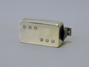 New Lindy Fralin Pure PAF Humbucker Set of 2 Gold 4-Wire Version Made in USA