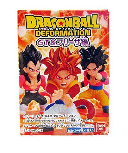 1 Figure Dragon Ball Z Deformation Mini Figure Random Blind Box Figure