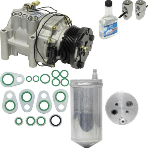 A//C Compressor /& Component Kit-Compressor Replacement Kit Front UAC KT 2029