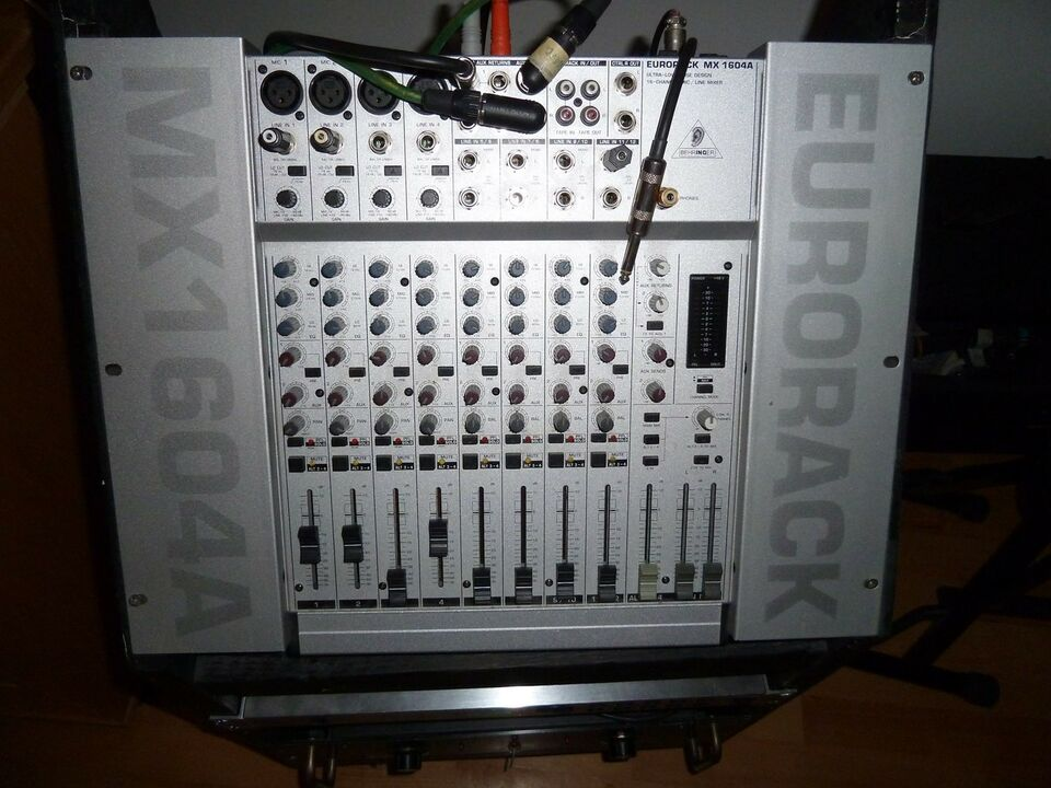 Mixer Forstærker, Kustom mm X-Stereo
