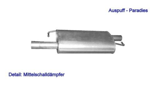 Bus /& Kastenaufbau 85KW SWB: 3000mm + Anbaukit Abgasanlage Auspuff VW T5 2.0
