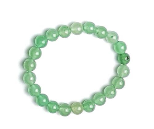 Green Aventurine Natural Gemstone Crystal Mineral Round Bead Healing Chakra