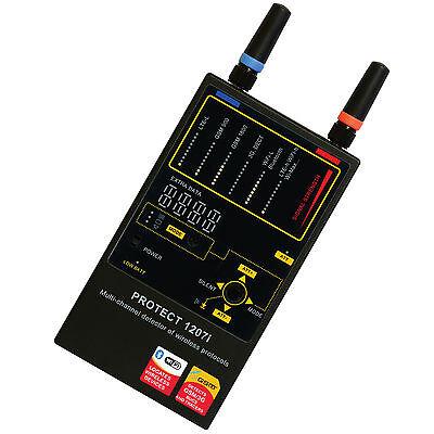 Protect 1207i Camera Phone Detector Device Bugs Counter Surveillance   eBay