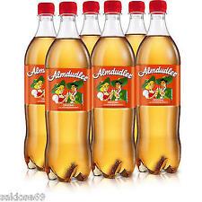 12 Flaschen a 1L Almdudler Kräuterlimonade inc. 3,00€ Pfand Limonade
