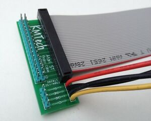 Retro-Atari-ST-Floppy-Power-Data-Cable-Extender-29cm-for-Gotek-Drive-Mounting