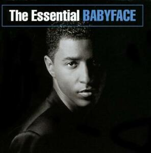 BABYFACE-THE-ESSENTIAL-BABYFACE-NEW-CD