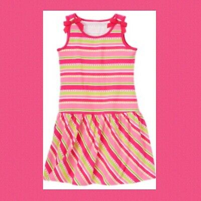 stripes dots ~NWT 12 18 2T 4T gymboree HAPPY RAINBOW SUNDRESSES plaid~U-PIC!