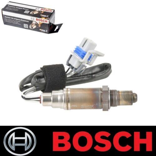 Bosch OE Oxygen Sensor Downstream for 2005 CHEVROLET IMPALA V6-3.4L engine