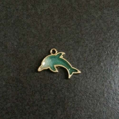 Fish Beads or Pendants  Lots to choose from Dolphin Whale or Narwhal Charms