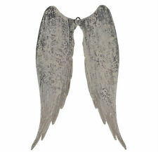 Angel wings - antiqued metal Shabby Chic Rustic Wall Decoration