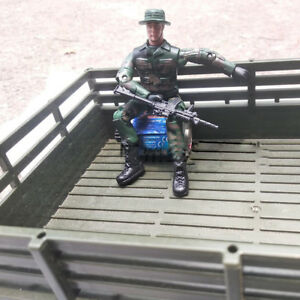 Durable-Amry-Action-Figure-Soldiers-039-Joints-Movable-Toys-For-RC-Car-WPL