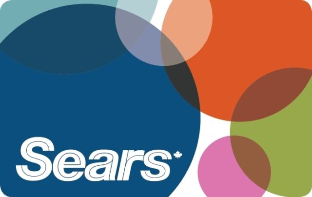 $100 Sears Gift Card for $95!