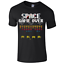 Space Game Over Children/'s T-shirt Kids Boys Novelty Retro Game Top Space